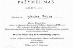 2013 m. 10 mėn. 17 d. lietuvių kalba