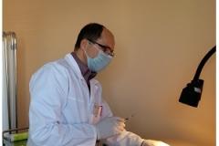 Botulino toksino injekcijos